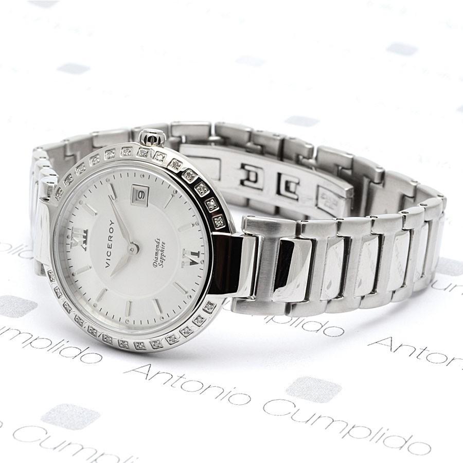 9fb0581b892c Reloj Chica Viceroy Diamantes Brazalete Acero 47834-83