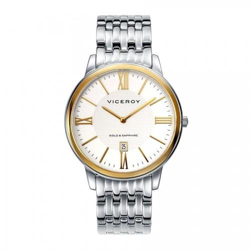 Reloj Viceroy Oro y Acero