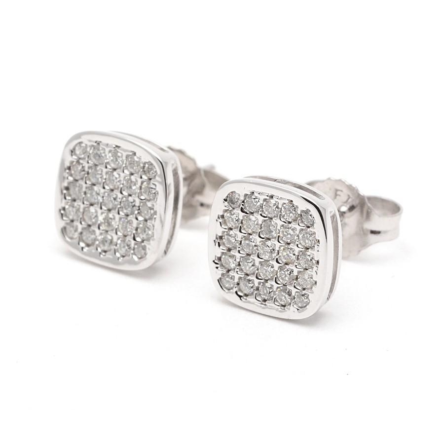 nueva productos 6da64 b8a4d Pendientes Diamantes Oro Blanco