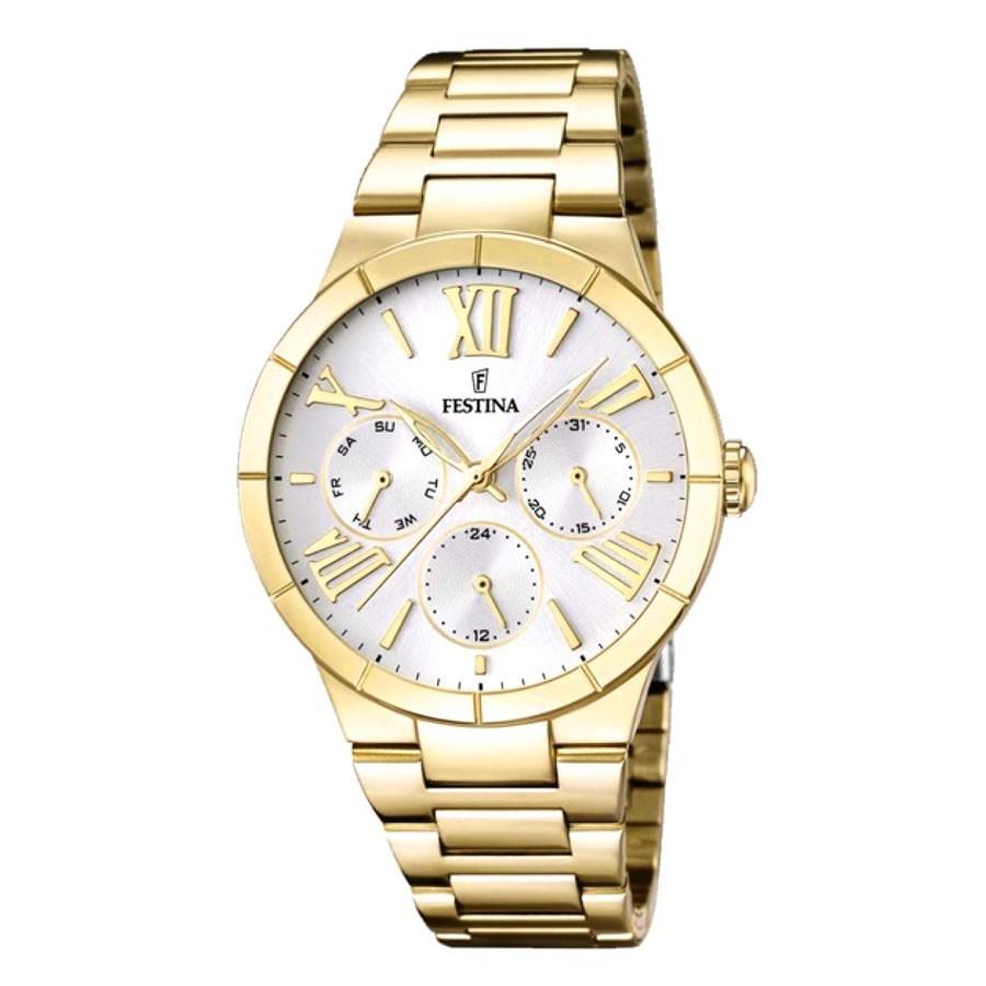 a8678ba62b60 reloj festina mujer dorado
