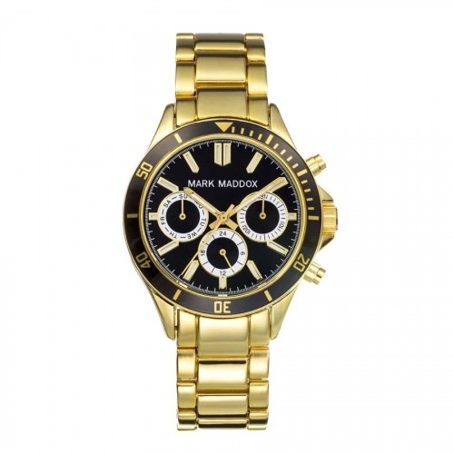 Reloj Mark Maddox Dorado
