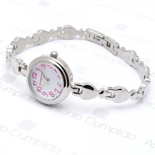 Reloj Viceroy Niña Brazalete Corazones