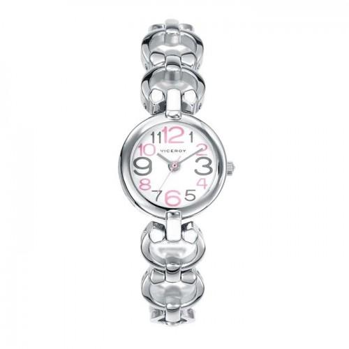 Reloj Viceroy Niña Brazalete Acero