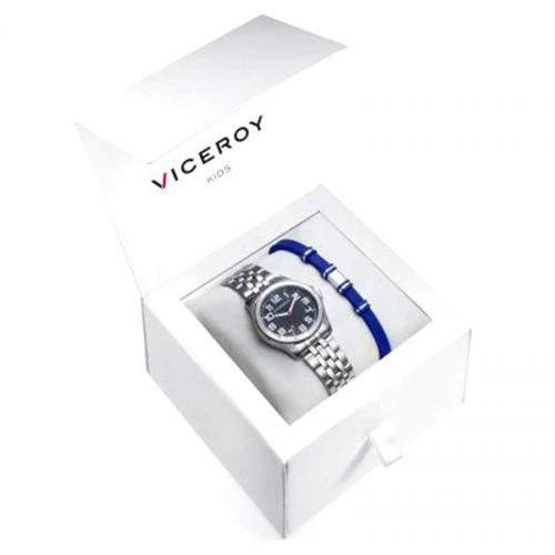 Estuche Reloj Viceroy Niño Pulsera Azul