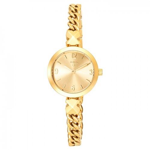 Reloj Tous Tack Brazalete Dorado