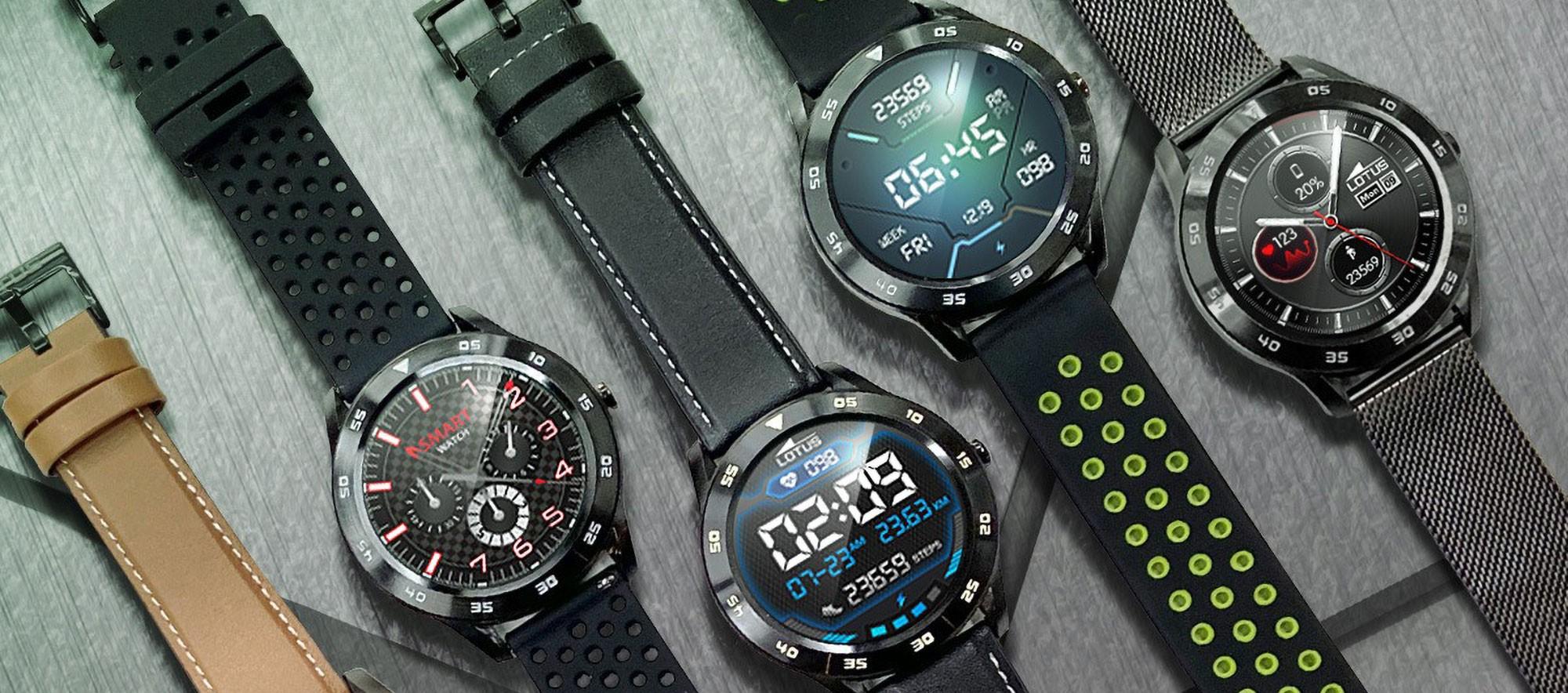 Smartwatch Lotus