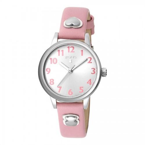 Reloj Tous Dreamy Correa Rosa Corazón Osito