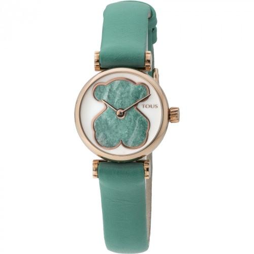 Reloj Tous Camille 21 Dorado Correa Rosa