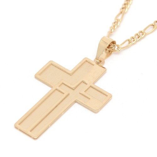 Cruz Oro Doble