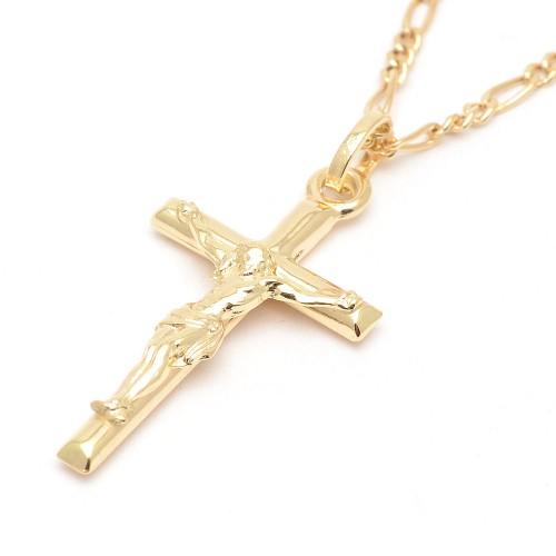 Cruz Oro Cristo