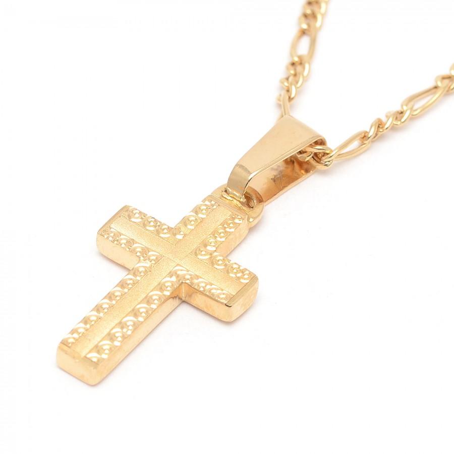 Cruz Oro Círculos