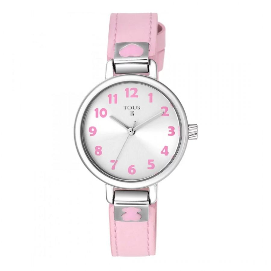 Reloj Tous Niña Dream Acero Correa Rosa