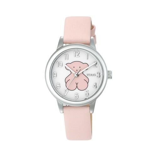 Reloj Tous Niña New Muffin Correa Rosa