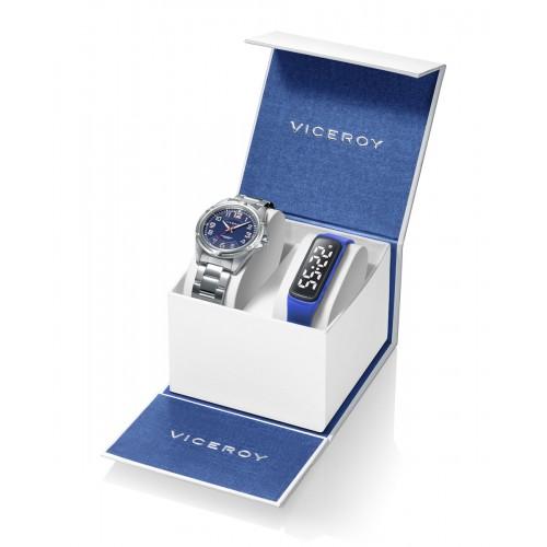 Pack Reloj Viceroy Niño con Pulsera de Actividad