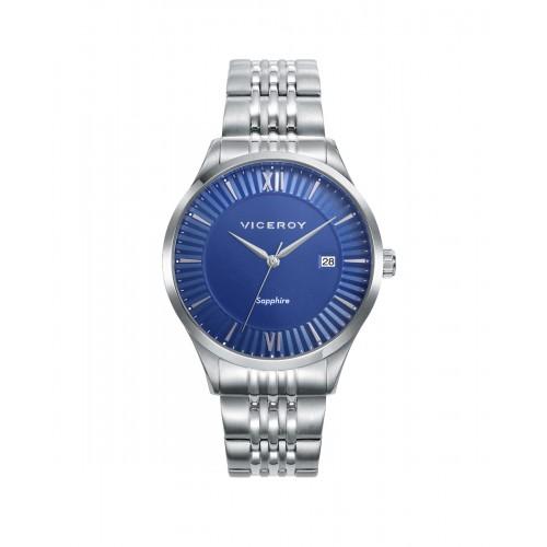 Reloj Viceroy Azul Cristal Zafiro