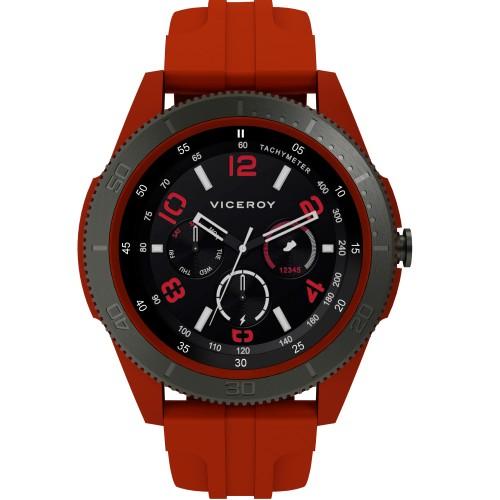 Smartwatch Viceroy SmartPro Sport Rojo Correa