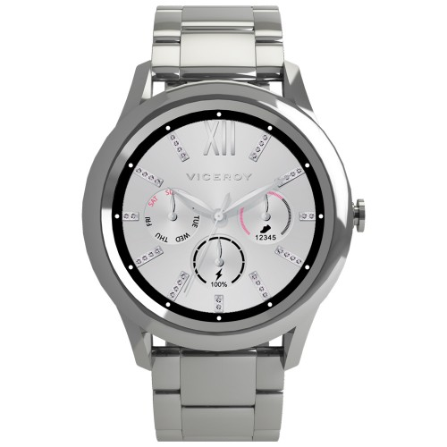 Smartwatch Viceroy SmartPro Woman Brazalete Acero