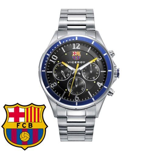 Reloj Viceroy FC Barcelona Brazalete Acero