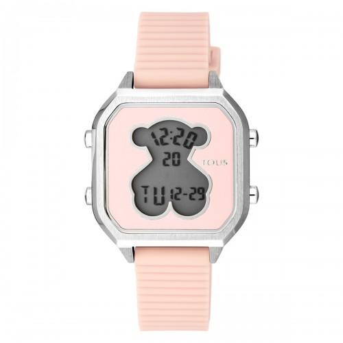 Reloj Tous Bear Digital Correa Rosa