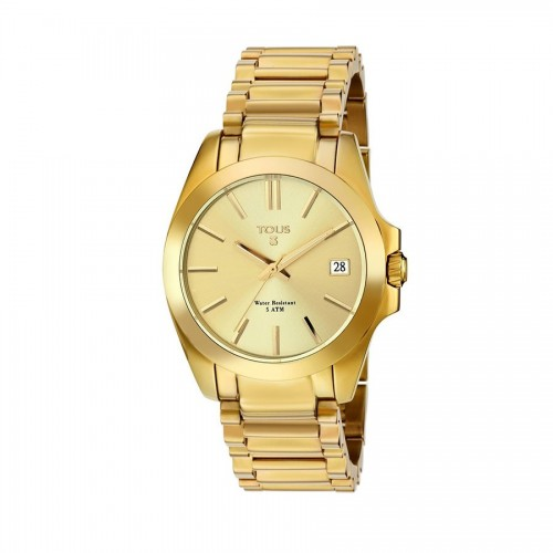 Reloj Tous Drive 34 Dorado