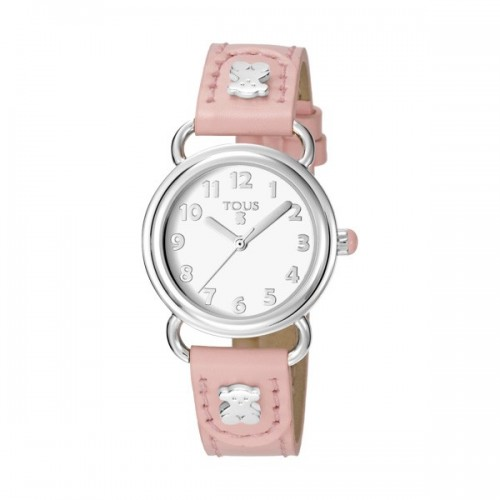 Reloj Tous Baby Bear Correa Rosa