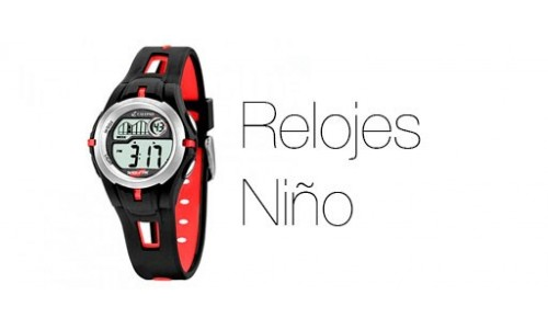 Relojes Niño