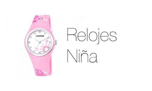 Relojes Niña
